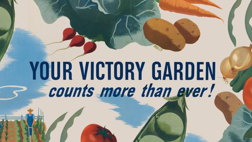 Our Grandparents Made Victory Gardens. Now We Have Pandemic Gardens.