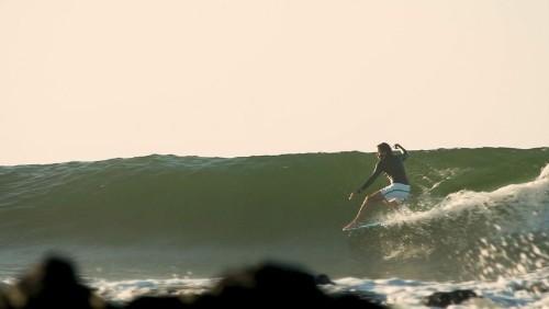 Video: Baja's Long, Slow Breaks Are Perfect for Longboarding