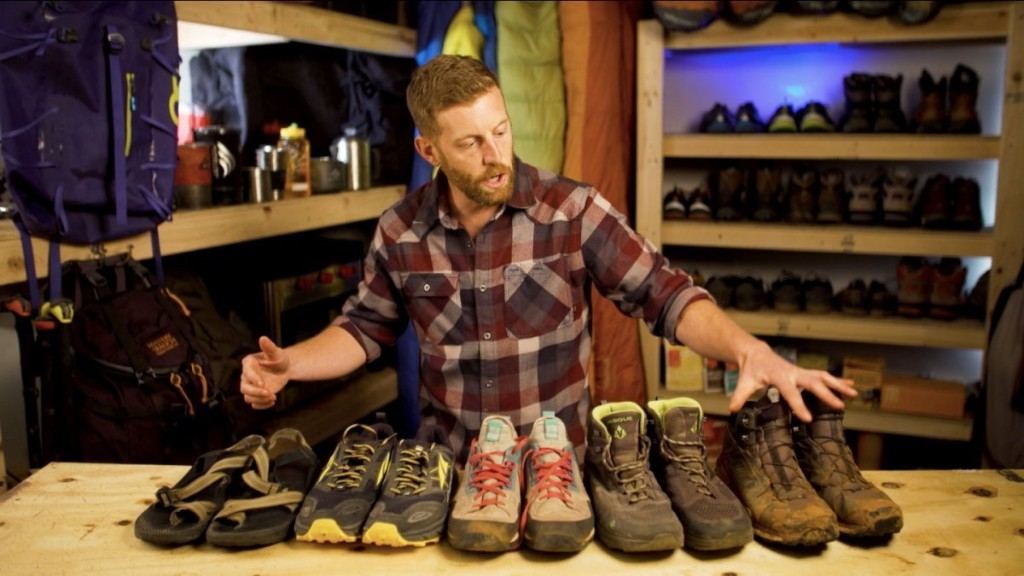 Video: What Shoes Should You Be Hiking In? An Expert Weighs In.