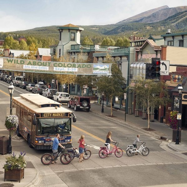 This Colorado Mountain Town Does Summer Right