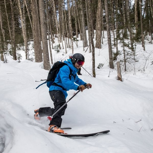 Québec's Ultimate Mountain Adventure Base Camp