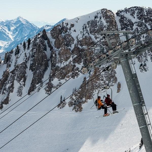 Ski Some of the Best Terrain in Utah at Snowbird