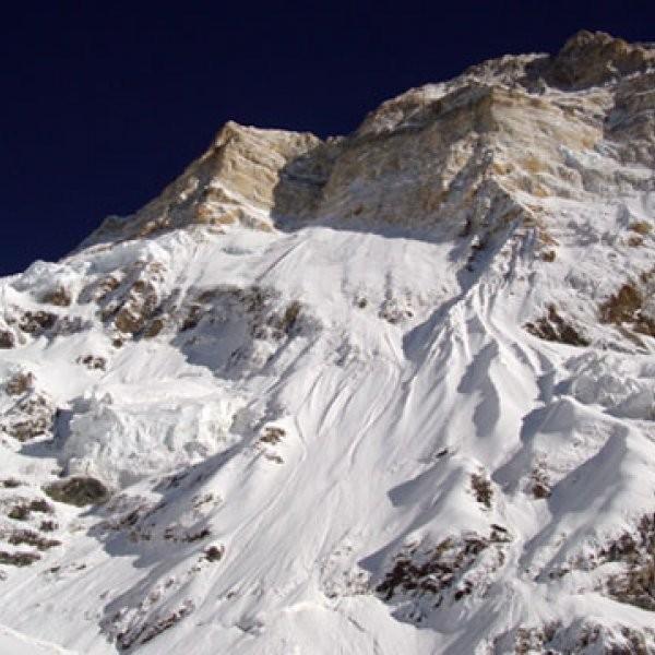 Ueli Steck Solos Annapurna's South Face