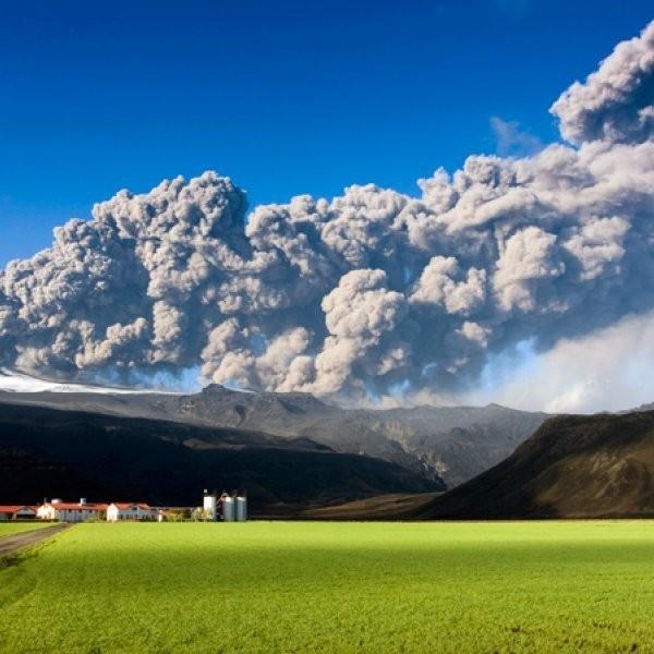 Livestream a Gigantic Volcanic Eruption