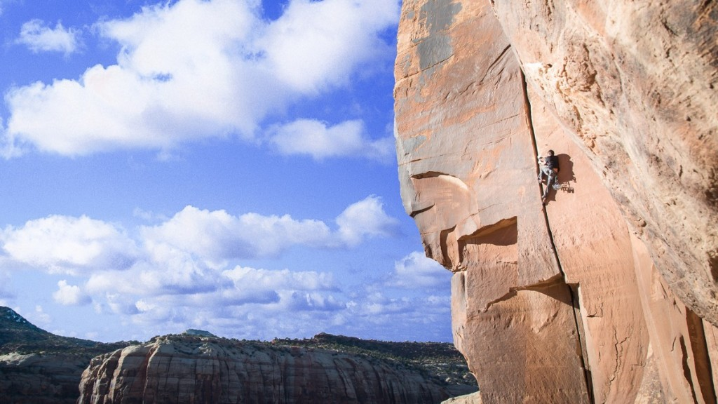Climbing - Magazine cover