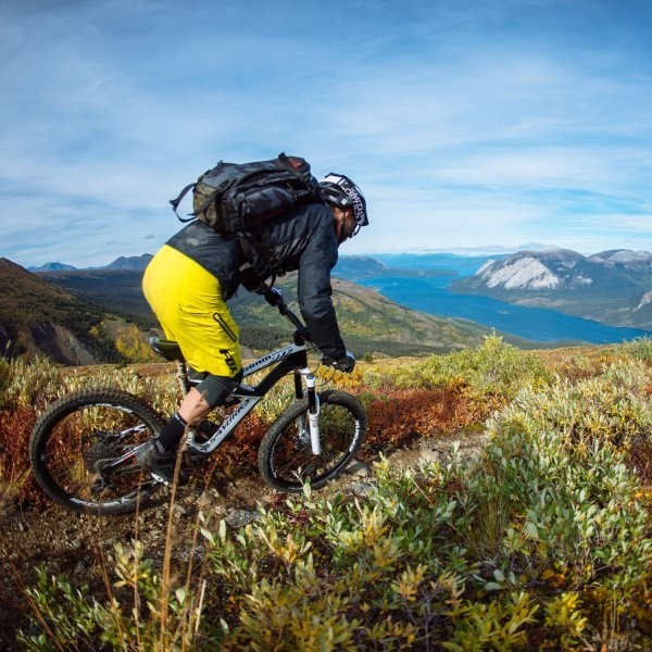 The New Yukon Gold Rush: Mountain Biking