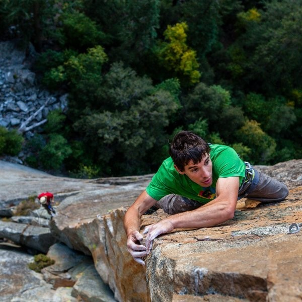 Alex Honnold Talks to Tim Ferriss About Fear and Risk