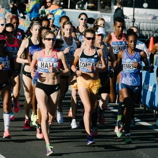 What 3 U.S. Olympians Learned from the NYC Marathon