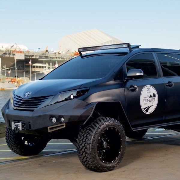 Toyota Ultimate Utility Concept Vehicle