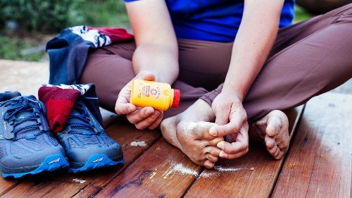 How to Prevent and Treat Blisters While Hiking