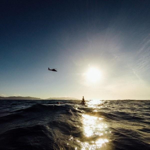 """""""Mayday, Mayday, Mayday,"""" Lost At Sea In Folding Kayaks"""