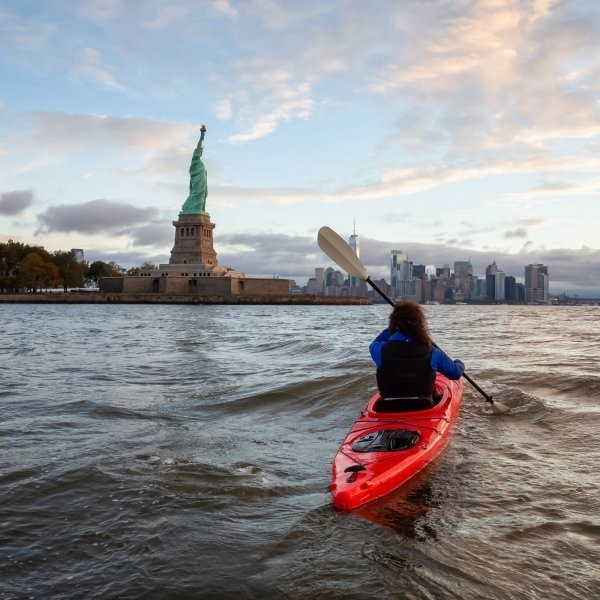 How to Paddle New York City
