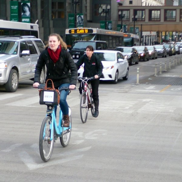 Group Names America's 10 Best New Bike Lanes