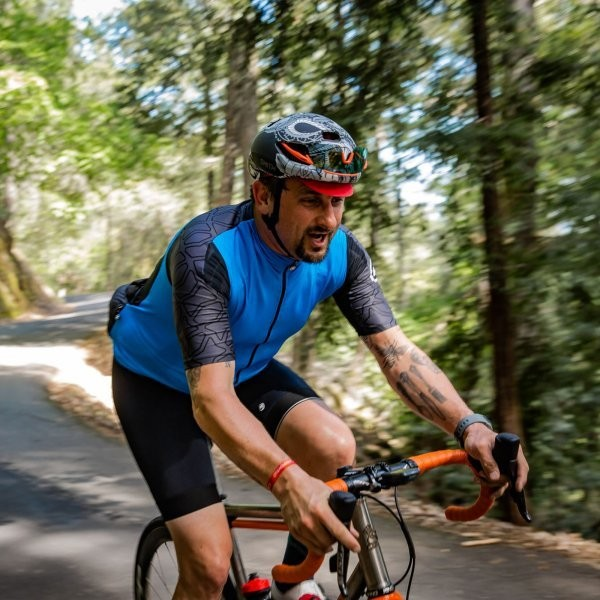 Chef Chris Cosentino Finds Balance on His Bike