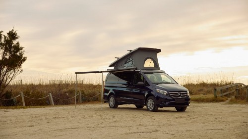 Mercedes Is Launching a New Pop-Top Camper Van