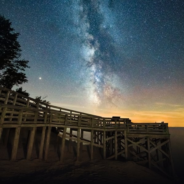 Michigan Has Some of the Best Stargazing in the Country