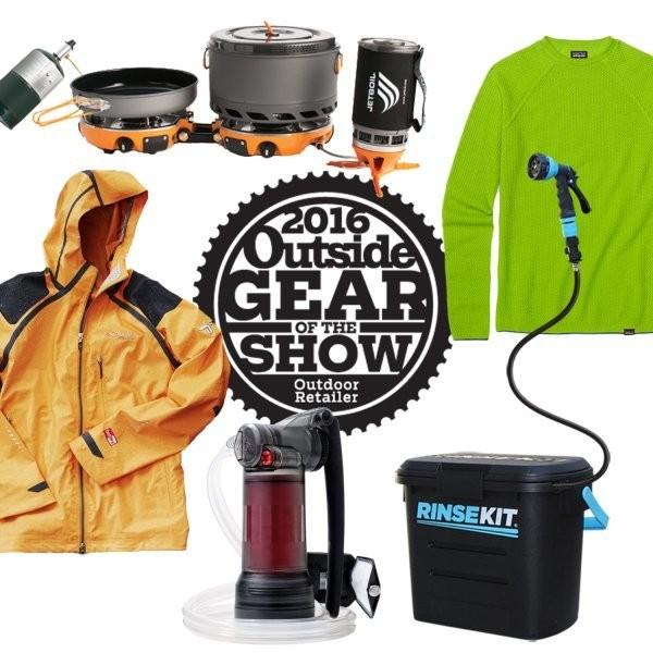 Gear of the Show: Summer Outdoor Retailer 2016