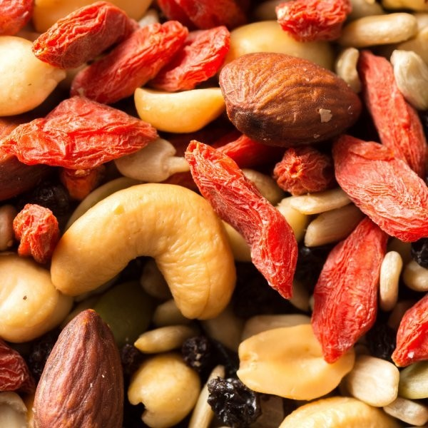 How to Build the Ultimate Trail Mix
