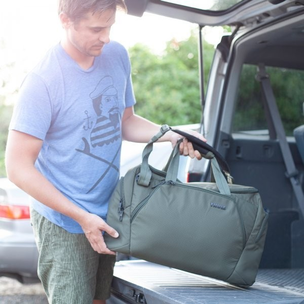 A Head-to-Head Test of 5 Popular Duffel Bags