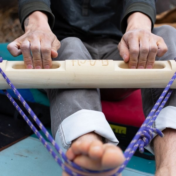 This Rock-Climbing Warm-Up Tool Saved My Tendons