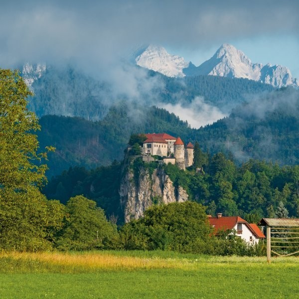 A New Trail in Slovenia Takes You Back in Time