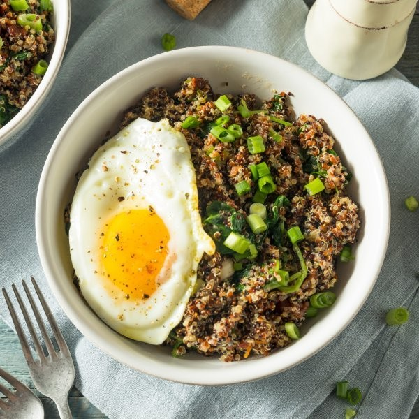 4 Ways to Eat Quinoa for Breakfast
