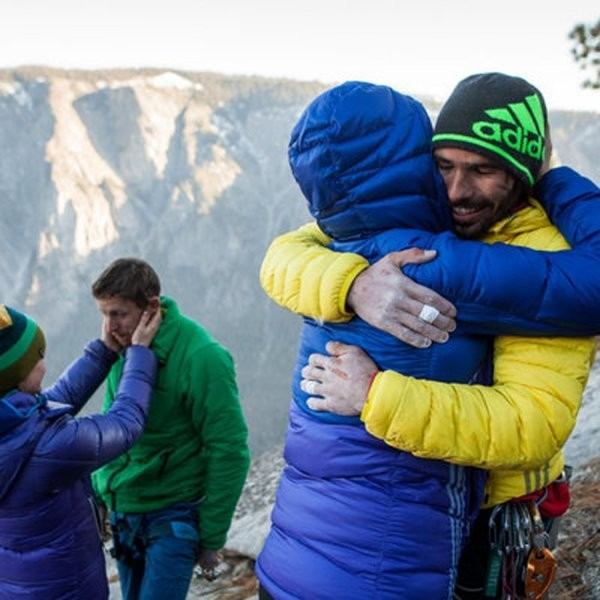 Kevin Jorgeson Recounts Dawn Wall Free Climb