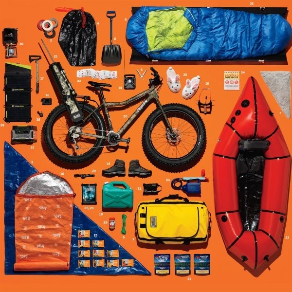 The 35-Piece Ultimate Survival Kit