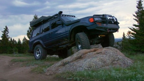 Choosing Your First Overland Vehicle