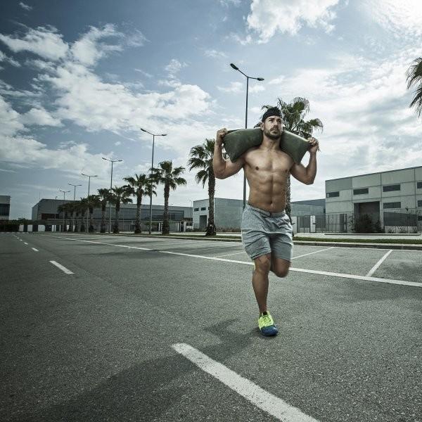 Sandbag Your Workout for Maximum Strength