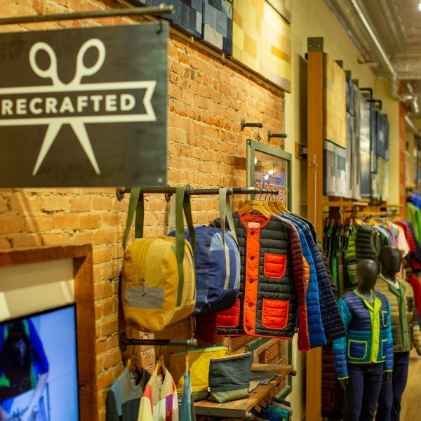 Patagonia Just Opened a Pop-Up Store for Worn Wear