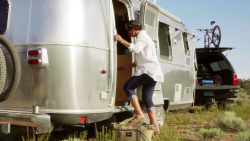 Why We Love the Airstream Flying Cloud