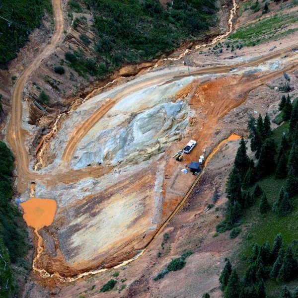 Meet the Toxic Time Bombs Hidden in the High Country