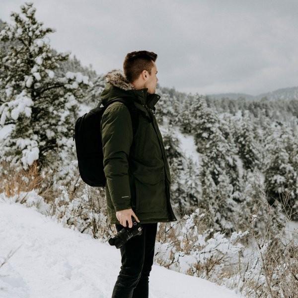 Men's Winter Jackets Built for the Coldest Days