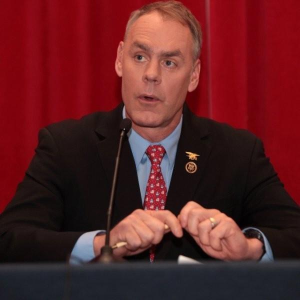 Interior Secretary Ryan Zinke (Finally) Resigns