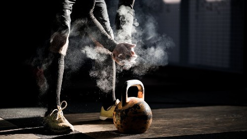 A Kettlebell Workout for Your Whole Body