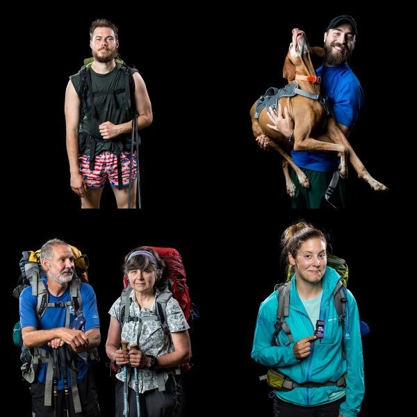 Portraits of the Appalachian Trail