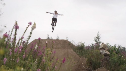 An Ode to Women Who Shred on Bikes