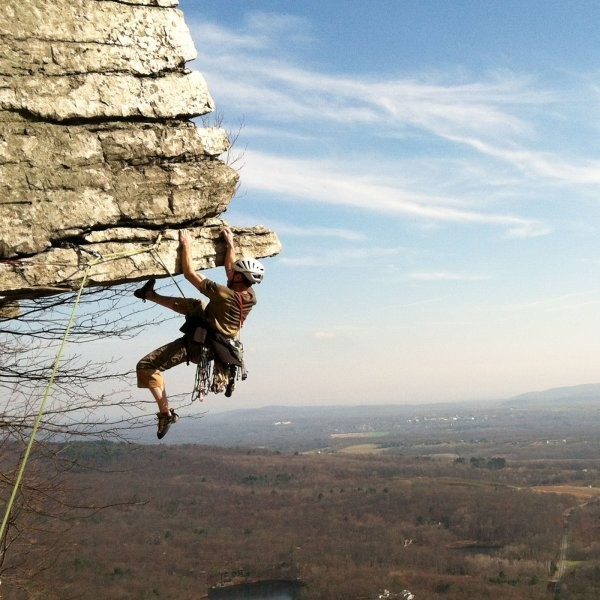 The Best Sport Climbing Areas in the U.S.