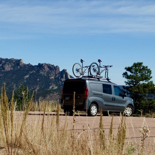 Turn Your Dodge into a Camper—For $4,700