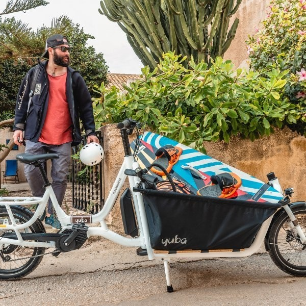 Electric Assist Is Here to Make Cargo Bikes Cool