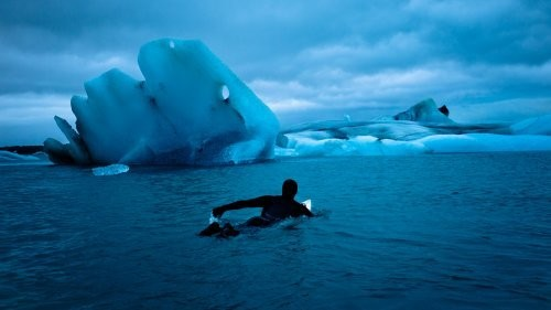 Cold-Weather Surfing with Chris Burkard