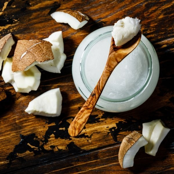 Stop Cooking with Coconut Oil