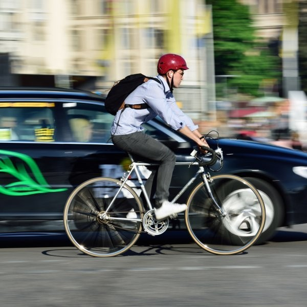 Bike Commuters Are Dying in Record Numbers