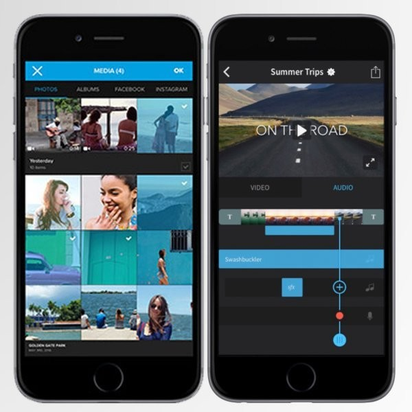Testing GoPro's Quik and Splice Mobile Video Editing Apps