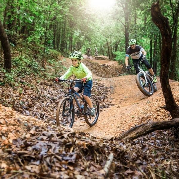 Biking destinations - cover