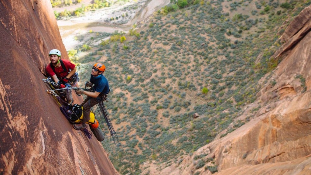 Climbing in Zion Made Me Rethink My Relationship to the Sport