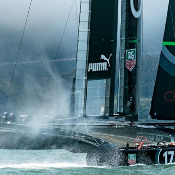 Oracle Team USA Makes Stunning Comeback