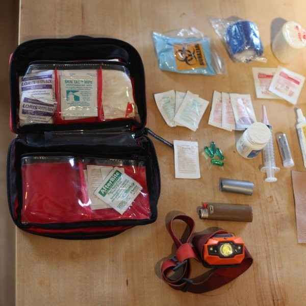 What Essentials Do I Need in My First-Aid Kit?