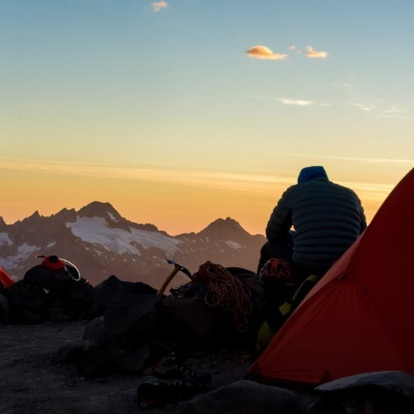 We Climbed Mt. Baker to Test MSR's New Mountaineering Tent Line